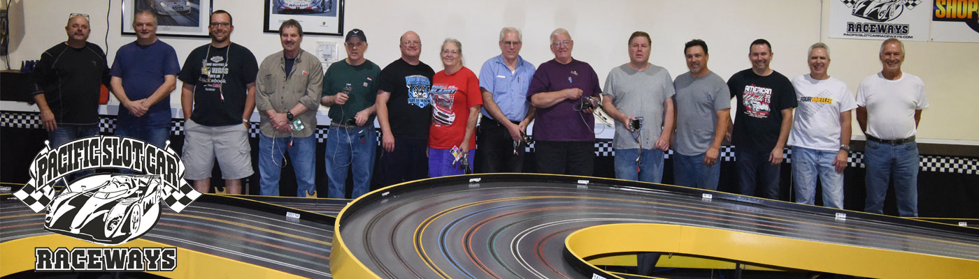 Pacific Slot Car Raceways