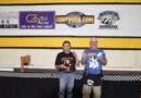 Summer Bracket Series Race #2 Results: Bob Williams Takes the Win, Dan Schweikl R/U, Series points updated.
